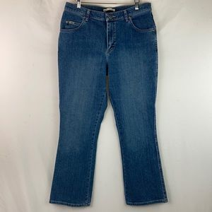 Lee Relaxed Bootcut Jeans 12 Short